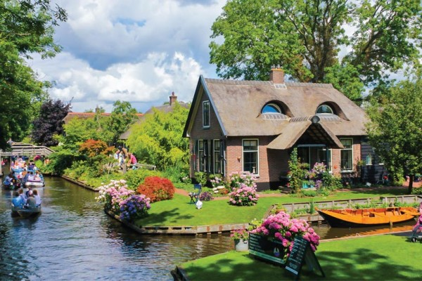 Giethoorn - orasul magic